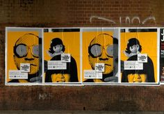 Australian design and the universe verses Studio Pip and Co. » 2008 Melbourne Fringe Festival campaign / Bench.li #posters