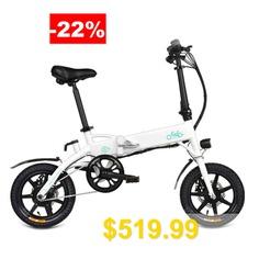 FIIDO #D1 #Folding #Electric #Bike #Moped #Bicycle #E-bike