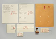 From the archives : La Tortilleria #layout #identity #branding
