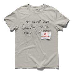 #salvation #concrete #tee #tshirt #typo #Art #salvation #advertising #graffiti #streetart