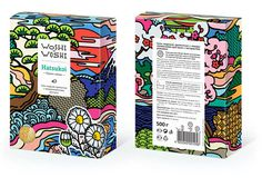 Woshi Woshi - The Dieline #packaging