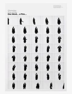 Pattern and repetition. #print #world #design #poster #one