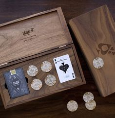 JAQK Cellars Playing Cards
