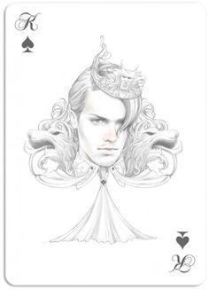 c69fe26359493f192104fd02e76923b6.png (PNG Image, 600×831 pixels) #card #illustration #playing