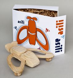 Wooden Toy #packaging #design #wood #product #children #toy