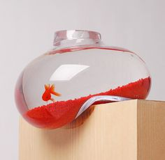 Bubble Tank by Psalt Design #tech #flow #gadget #gift #ideas #cool
