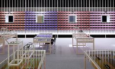 Eye Candy, Belgium | We Heart; Another View #interior #display #architecture