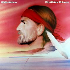 LP Cover Art « Willie Nelson #album #design #sleeve #chalk #cover #record #airbrush #country #pastel