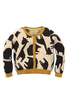 Buy Giraffe Print Cardigan (3mths 6yrs) from the Next UK online shop #sillouette