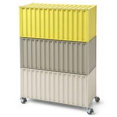 Container DS | Regale, Schränke | Möbel, Wohnzubehör | Magazin #container #closet