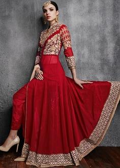 Punjabi bride wedding dresses