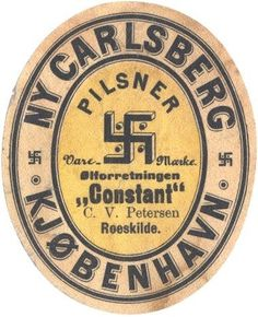 Google Image Result for http://images3.wikia.nocookie.net/__cb20070516233249/da.uncyclopedia/images/e/ef/V%25C3%25A5benskjold.JPG #soltegn #beer #copenhagen #packaging #label #logo #carlsberg #kbenhavn