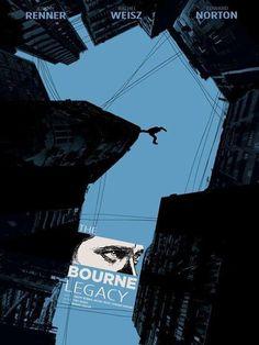 Baubauhaus. #bourne #negative #space #the #legacy #poster