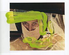 Jack Walsh #paint #jack #art #fashion #walsh #green