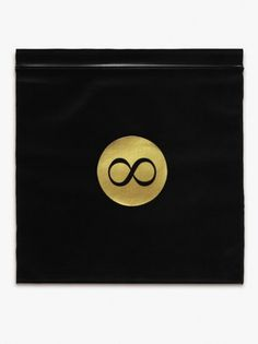 Mr L'Agent - DIY #print #sleeve #black #symbol #gold #diy #cd