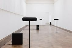 void() #sound #white #black #installation