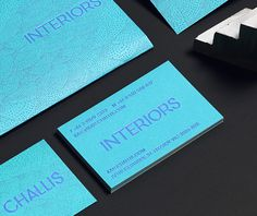 duo d uo | creative studio | Kate Challis – branding #foiling #pattern #business #branding #design #identity #comps #collateral #cards #with
