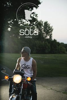awesome new photography from sota clothing. #clothing #color #shirt #product #brand #photography #sota #motorcycle