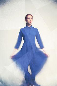Malevich collage bundenko photography #fashion #blur #geometric