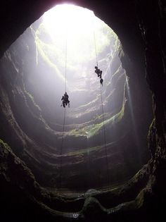 Neversink Pit | Flickr - Photo Sharing! #landscapes #green