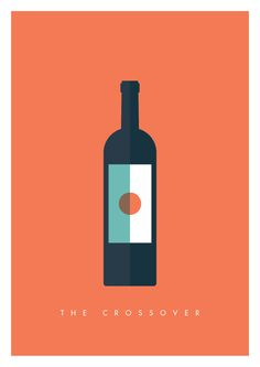 FOR THE LOVE OF WINE Posters on Behance #animation #vector #animated #branding #icon #illustrator #icons #wine #clean #indesign #illustration #posters #gif #selection