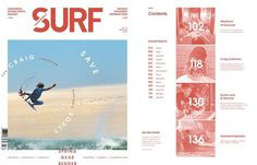 May 2013 Cover Craig Anderson #surf #ocean #color #magazine
