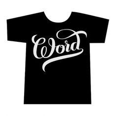 seblester.co.uk Type & Lettering #type #shirt
