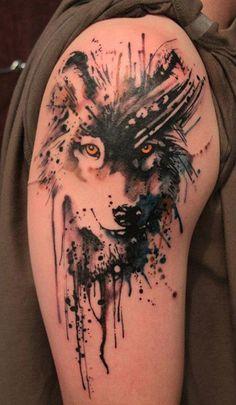40 Quarter Sleeve Tattoos #sleeve #quarter #tattoos
