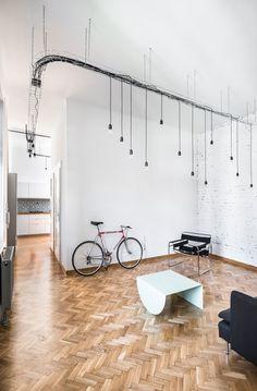 Strict Elegance by batlab architects. #batlabarchitects #livingroom #minimalism