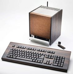 Wooden PC by Design Hara » ISO50 Blog – The Blog of Scott Hansen (Tycho / ISO50) #pc #design #hara #wooden