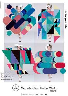 Graphic Porn #fashion #cover #poster
