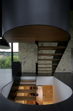 Pavilniai Family House by G. Natkevicius and... - The Black Workshop #architecture