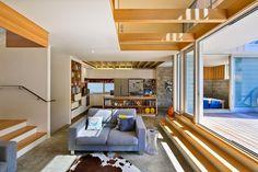 Matai House by Parsonson Architects #design #interiors