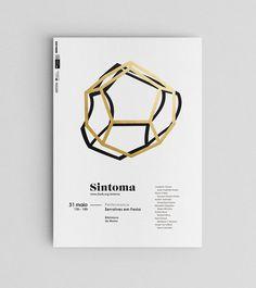 #Poster #design #cultural #minimal #geometric #conceptual