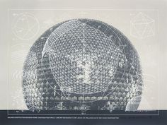 architecturebuckminsterfuller #plan #photo #bucky #geodesic #art #buckminster #drawing #fuller