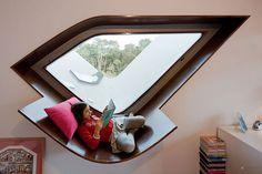 Reading Nook #interior #design #decor #deco #decoration