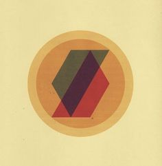 grain edit · Jelle Martens #simple #shapes #color #retro