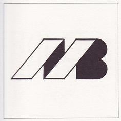60 Belgian and Dutch Logos - The Black Harbor #icon #logo #black #abstract