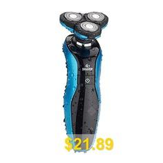 Alecoy #USB #Charging #Waterproof #Electric #Shaver #- #DODGER #BLUE