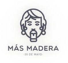 MAS MADERA 1 #icon #logo #symbol #character