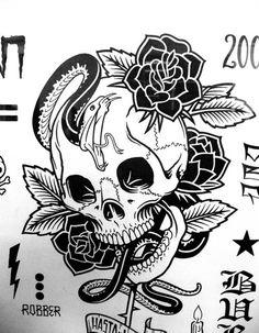 http://i54.photobucket.com/albums/g94/Aerchemist/Giant12.jpg #giant #skull #mike