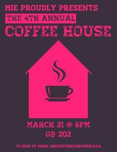 Huda Idrees - Portfolio #coffee #minimalistic #poster #house