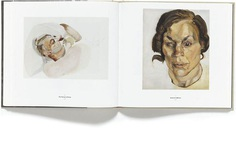 Lucian Freud Drawings