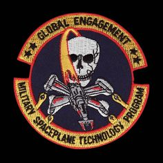 Customer Image Gallery for I Could Tell You But Then You Would Have to Be Destroyed By Me: Emblems from the Pentagon's Black World #patches #wars #star #military