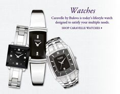 Watches. shop Caravelle watches #watches