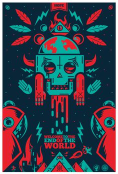 The End Of The World on Behance