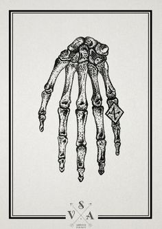 tumblr_mem0igTYU81r7lzpno1_1280 #tattoo #skeleton #hand #style