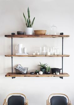 Architecture + Interior #shelving