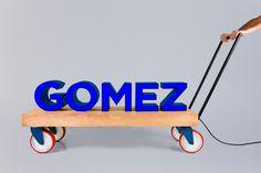 Gomez designed by Savvy
