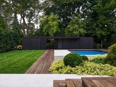 Forest Hill Garden & Pavilion by Amantea Architects